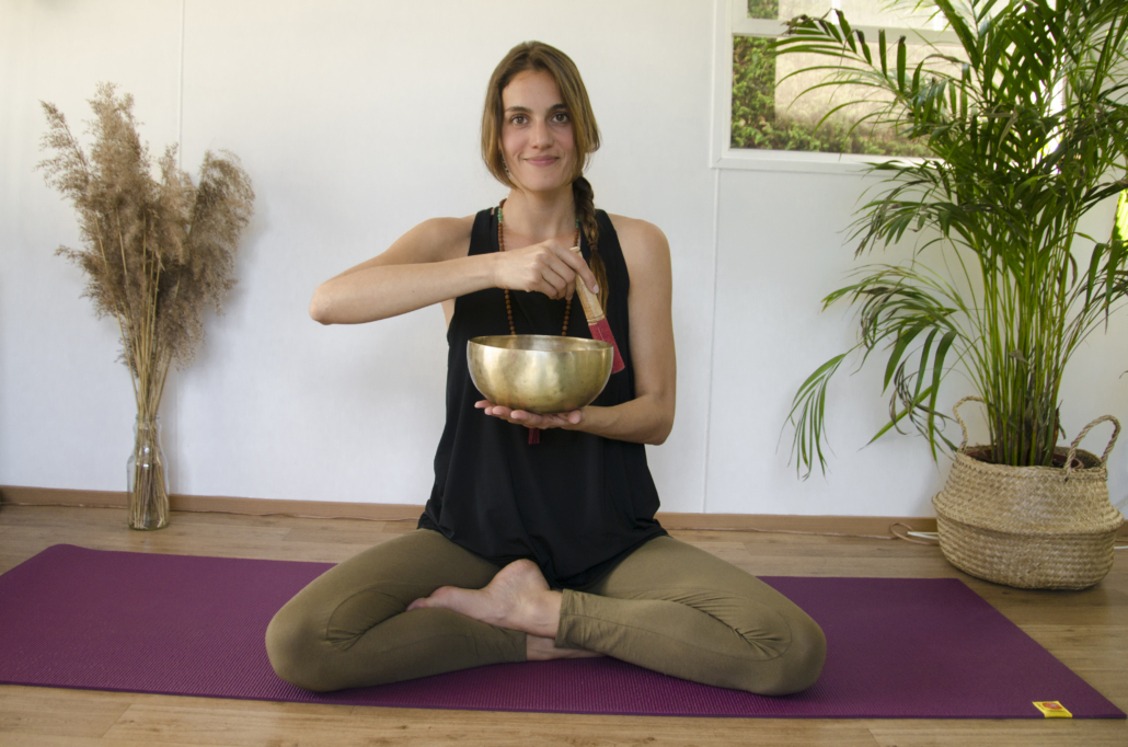 stay at home yoga